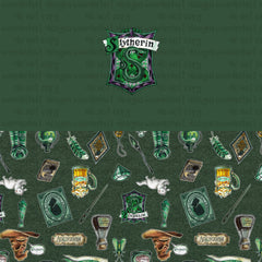 Slytherin Panels