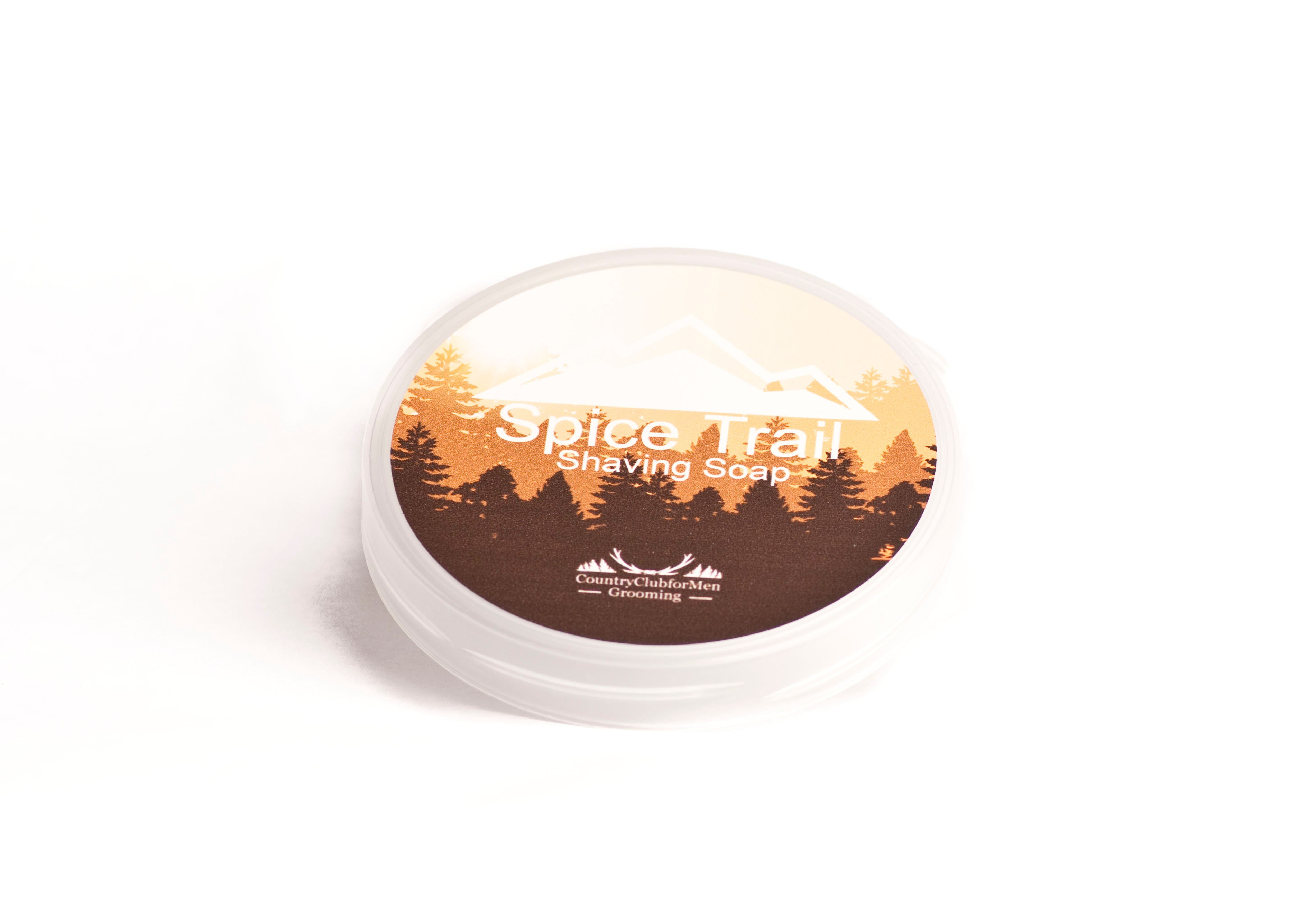 Spice Trail Shaving Soap