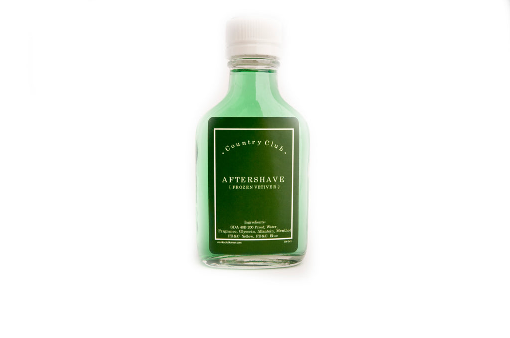 Frozen Vetiver Aftershave Splash (clearance)