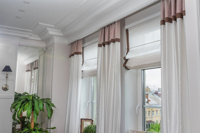 Top 3 Window Treatment Ideas for Your Home