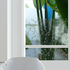 vines stickpretty privacy window film
