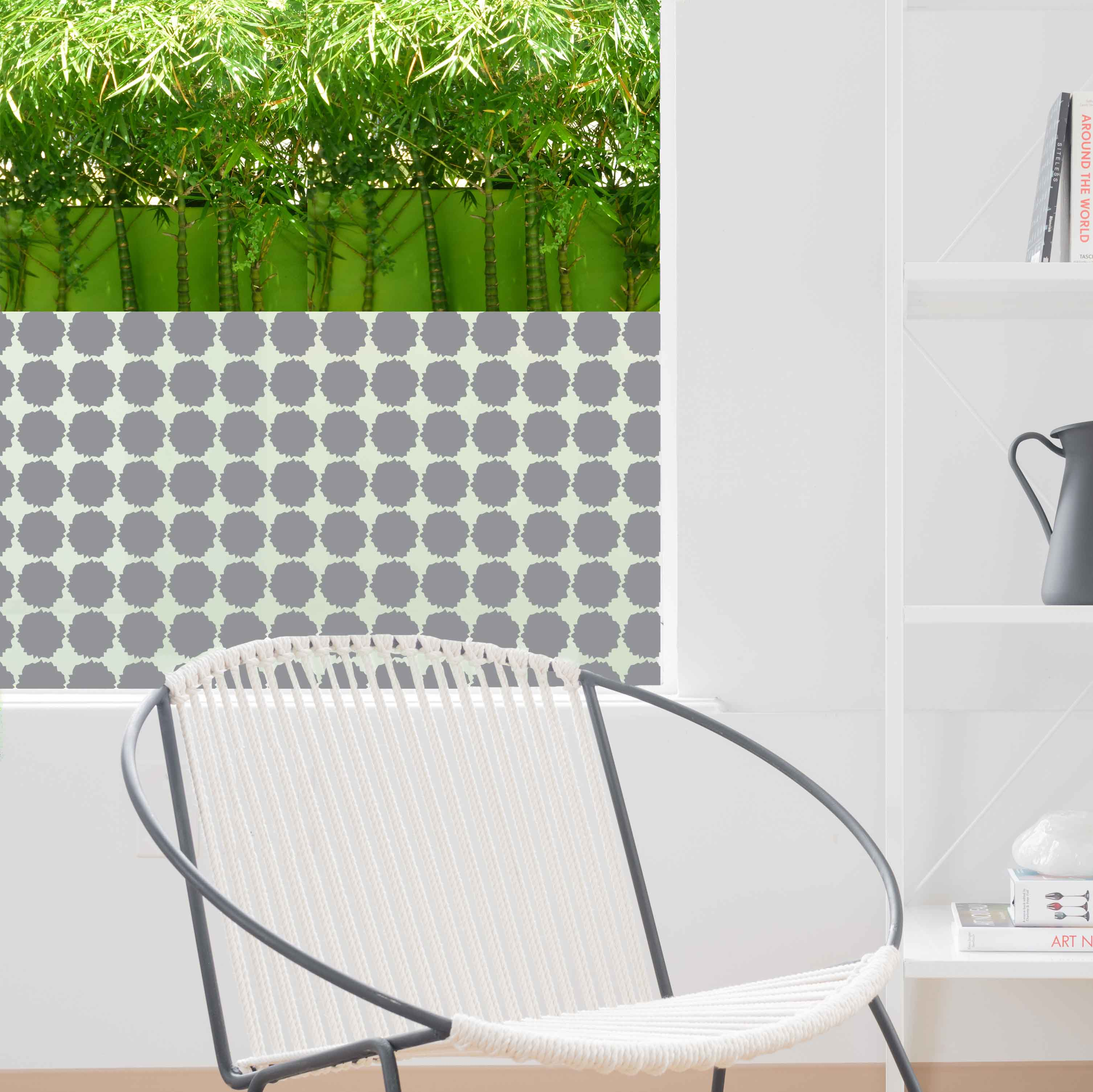 Dot Dot StickPretty Window Privacy Film
