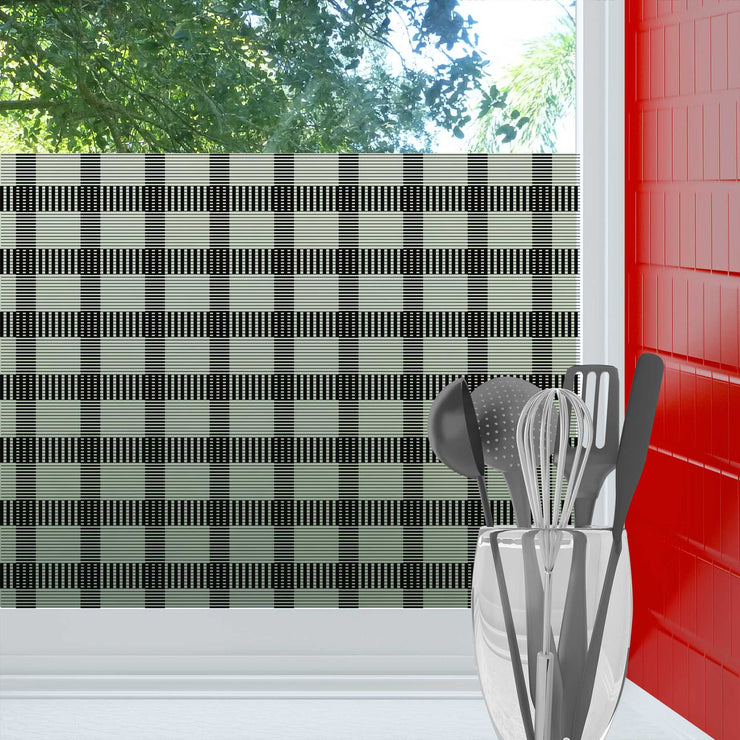 Anni Privacy Window Film — Home Window Tinting - StickPretty