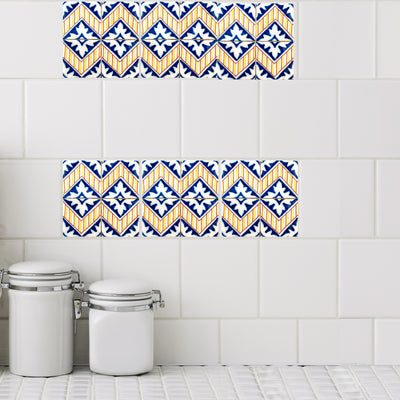 Mosaic Soho Tile Decals - StickPretty