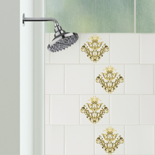 Chantilly Tile Decals