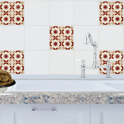 Mosaic Ibiza Tile Decals - StickPretty