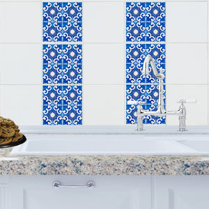 Mosaic Majorca Tile Decals