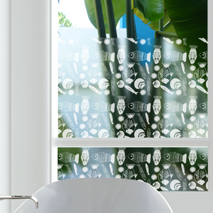Fishy Fish Window Film