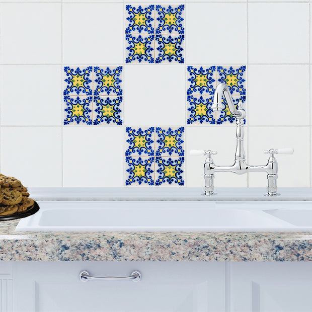 Mosaic Medouina Tile Decals - StickPretty