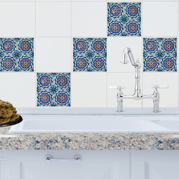 Mosaic Rabat Tile Decals - StickPretty