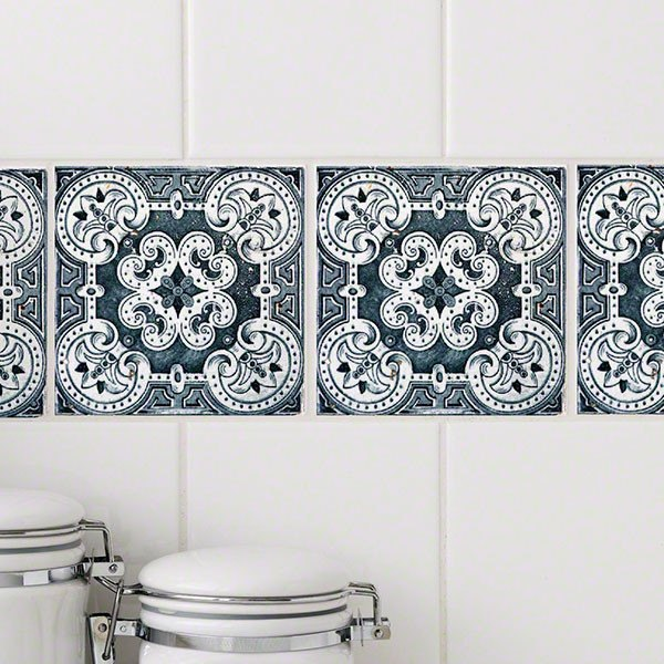 Chelsea Tile Decals - StickPretty