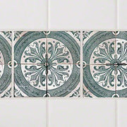 Delft Tile Decals - StickPretty