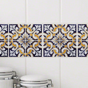 Spanish Ceramics Tile Decals - StickPretty