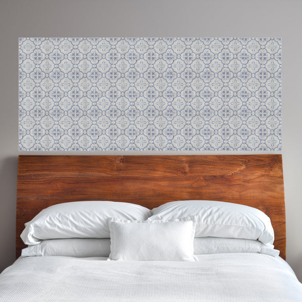 Espana Granada Mosaic Panel Wall Decals - StickPretty