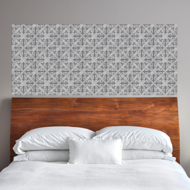 Hobson Mosaic Panel Wall Decals - StickPretty