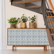 Suffolk Mosaic Panel Wall Decals - StickPretty