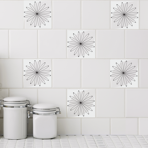 Shanklin Tile Decals