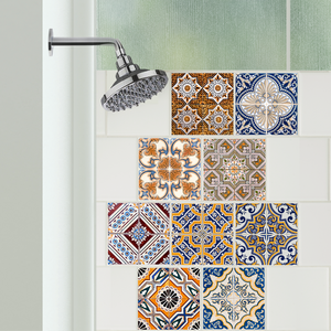 Tangiers Collection Tile Decals