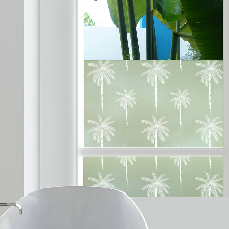 Allstar Privacy Window Film Nature Prints—Best Home Window Tinting - StickPretty