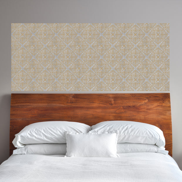 Chartwell Mosaic Panel Wall Decals - StickPretty