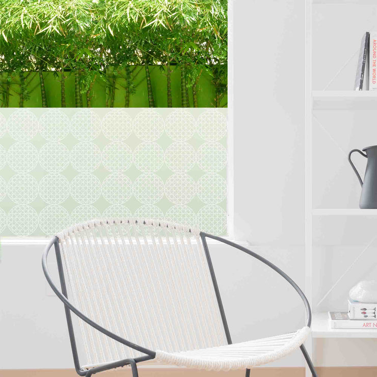 Atlas Privacy Window Film  — For Home Window Tinting