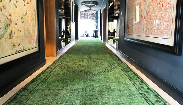 Hall Runners and Hallway Rugs - HANDMADE RUG COMPANY