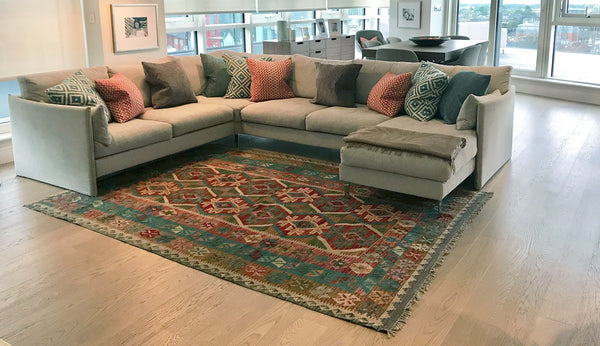 Kilim Rugs - THE HANDMADE RUG COMPANY - Kilim collection