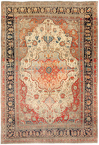 antique and vintage rug collection