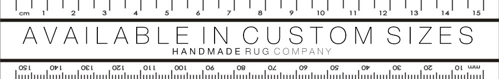 CUSTOM RUG SIZES - HANDMADE RUG COMPANY