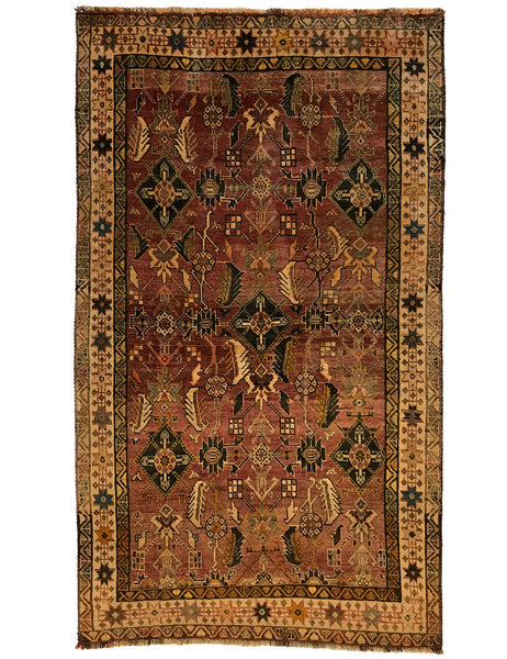 QASHQAI NOMADIC RUG FROM THE HANDMADE RUG COMPANY
