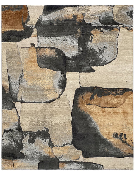 CAVES RUG - CONTEMPORARY RUGS - HANDMADE RUG COMPANY