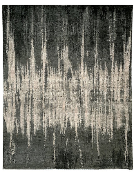 DARK SOUNDS RUG BY THE HANDMADE RUG COMPANY