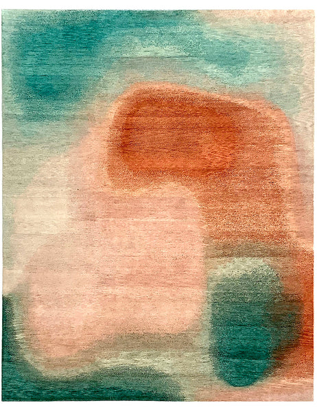 KINGFISHER BY THE HANDMADE RUG COMPANY - CONTEMPORARY COLLECTION