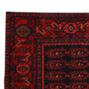 Antique Hamadan - 167cm x 115cm (5'6 x 3'10) - Antique Rugs - HANDMADE RUG COMPANY