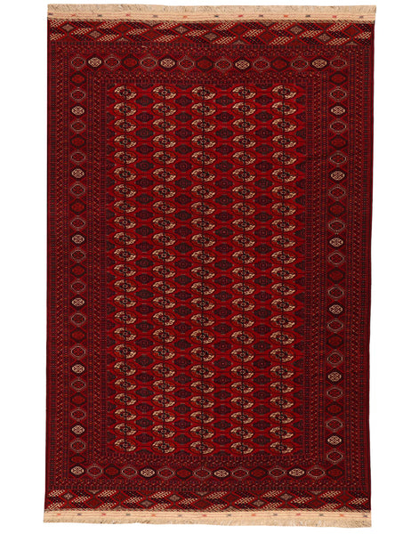 Antique Turkoman - 360cm x 234cm (11'10 x 7'8) - Antique rugs and carpets - HANDMADE RUG COMPANY
