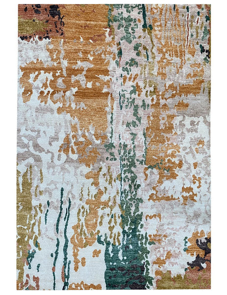 ROCHE CONTEMPORARY RUG FROM THE HANDMADE RUG COMPANY