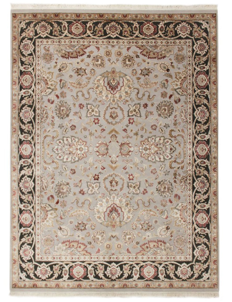 AGRA RUG - 302cm x 244cm (10ft x 8ft) - TRADITIONAL RUGS - HANDMADE RUG COMPANY