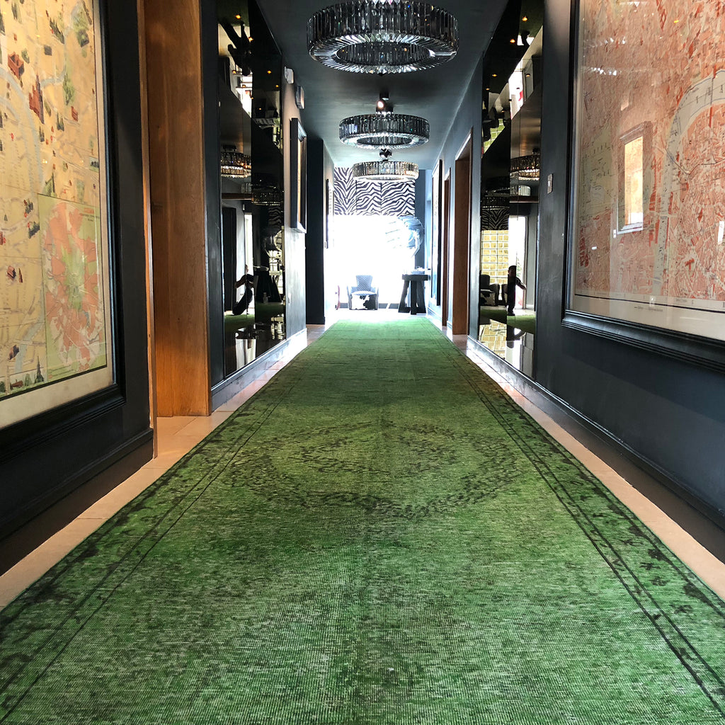 Bespoke Hall Runners - THE HANDMADE RUG COMPANY