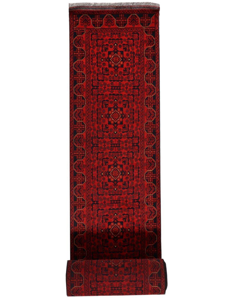 Extra Long Hall Runner - THE HANDMADE RUG COMPANY
