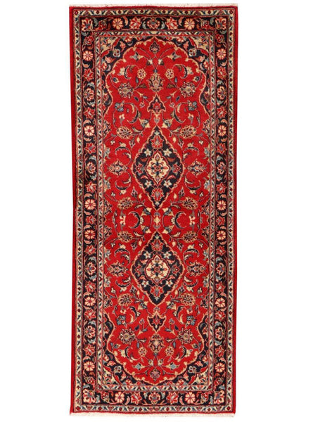 handmade Persian Kashan Rug - Persian Rug Collection - Kashan - THE HANDMADE RUG COMPANY