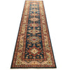 Kazak Runner - 302cm x 80cm (9-11ft x 2-8ft) - Hall Runner Collection - THE HANDMADE RUG COMPANY