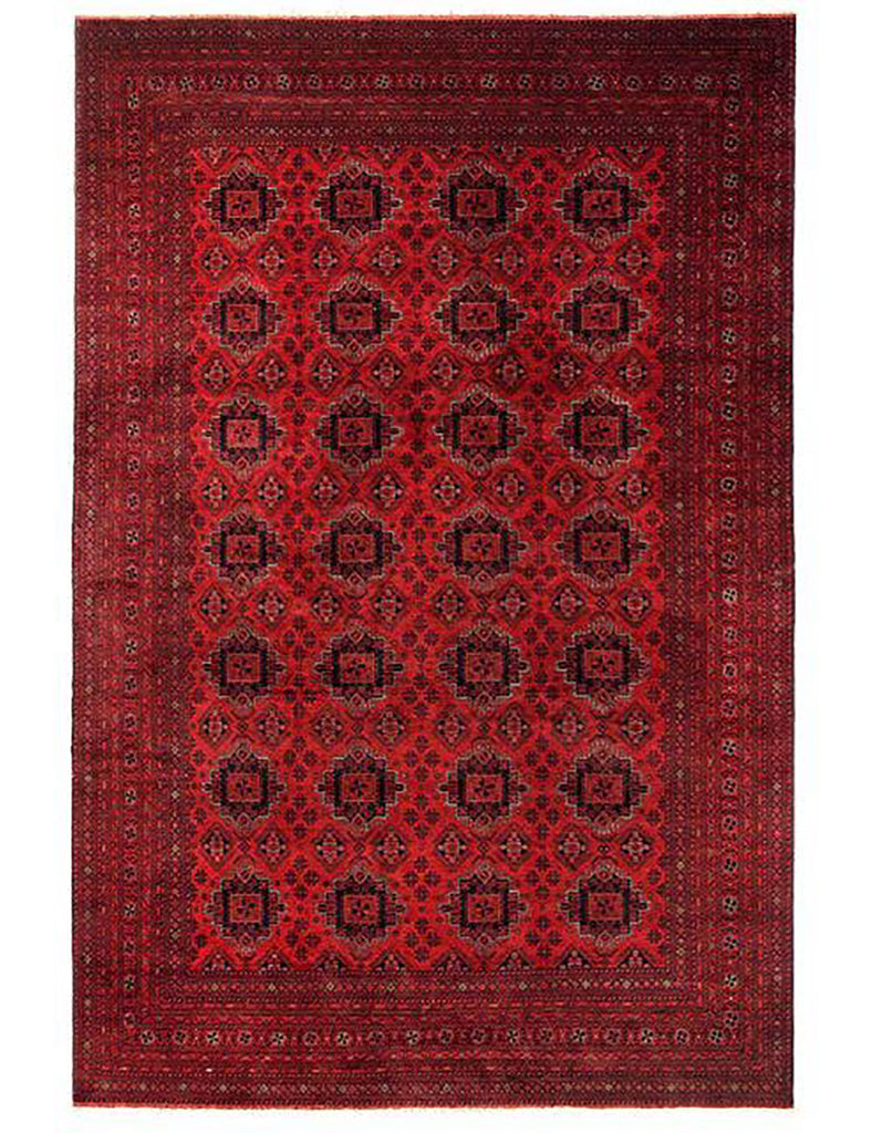 Extra large Afghan Kan rug - Large Rug Collection - THE HANDMADE RUG COMPANY