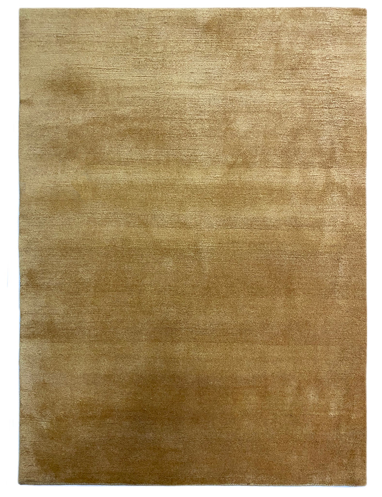 MOHAIR RUG - Old Gold is part of our MOHAIR rug collection - HANDMADE RUG COMPANY