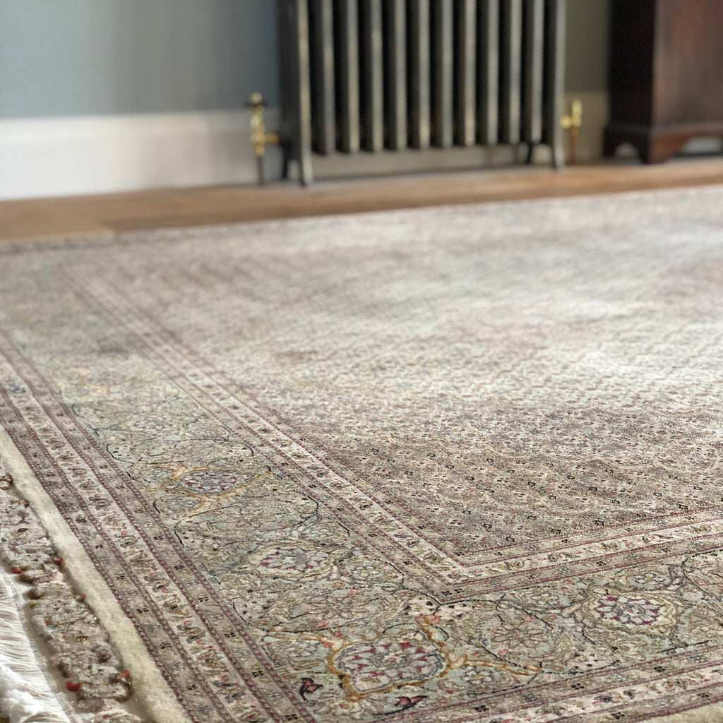 Tabriz rugs from The Handmade Rug Company
