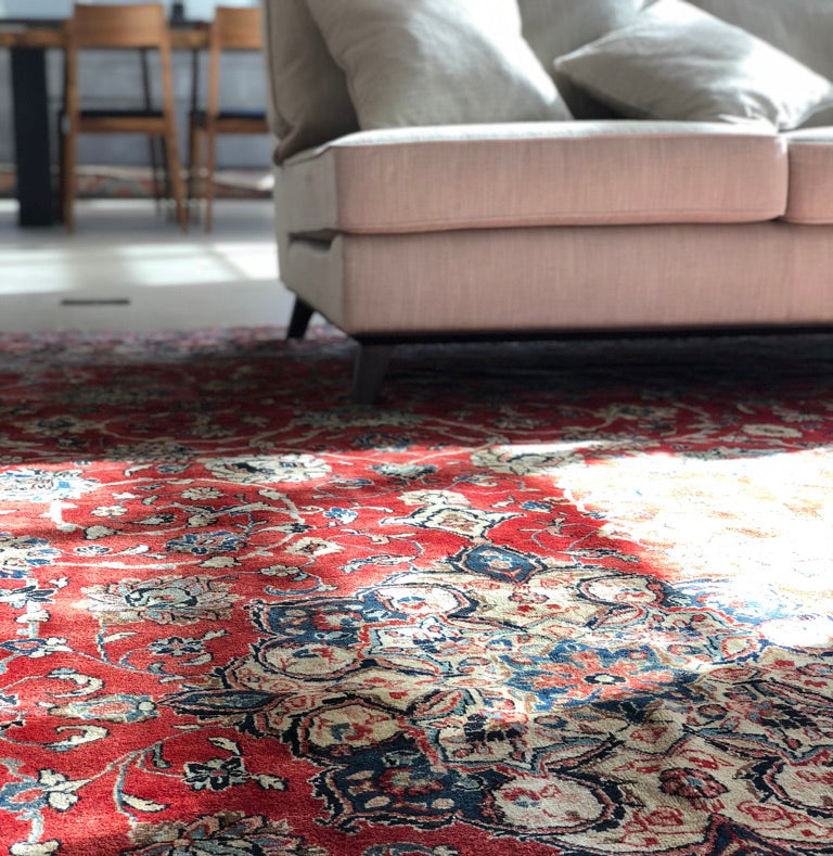 Persian Sarough from The Handmade Rug Company