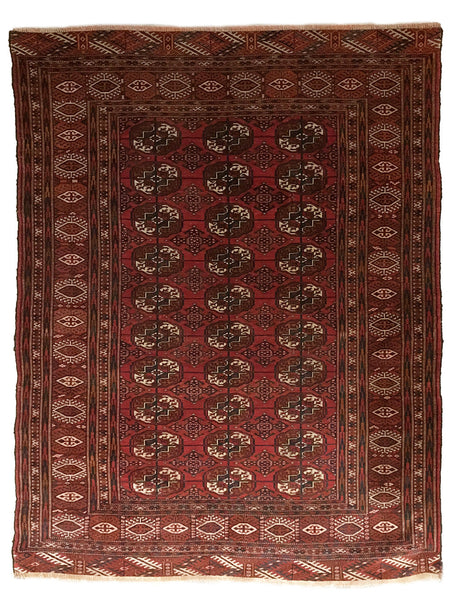 Antique Tekke Bokhara - 165cm x 125cm (5-5ft x 4-1ft)