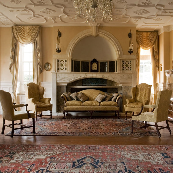 Heriz Rugs and Carpets - The Handmade Rug Company