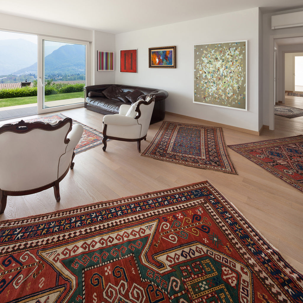 tribal rugs - the handmade rug company