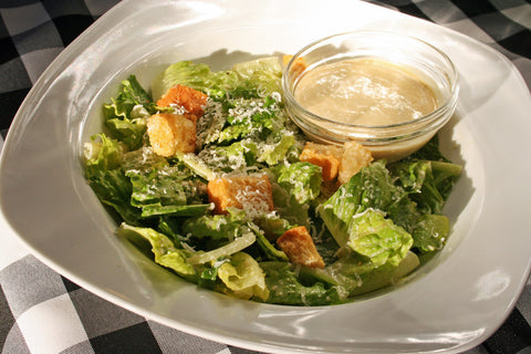 Classic Caesar Salad (with our without chicken)