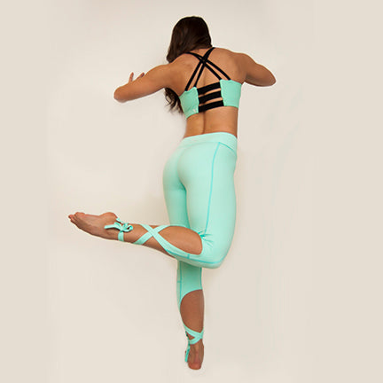 Mint Dancer Leggings